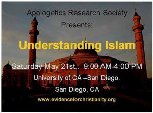 Understanding Islam SDSU May 2016