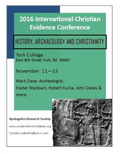 2016 conference flyer
