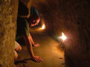 Cu Chi caves